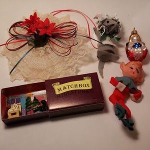 Other - Lot of Holiday Ornaments (5)